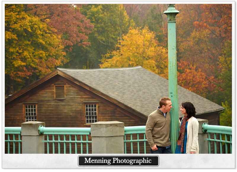 Marlena & Michael Youngstown Engagement Photography
