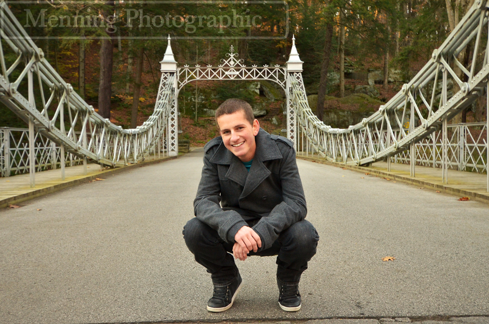 Sean 2012 Canfield Senior Photography