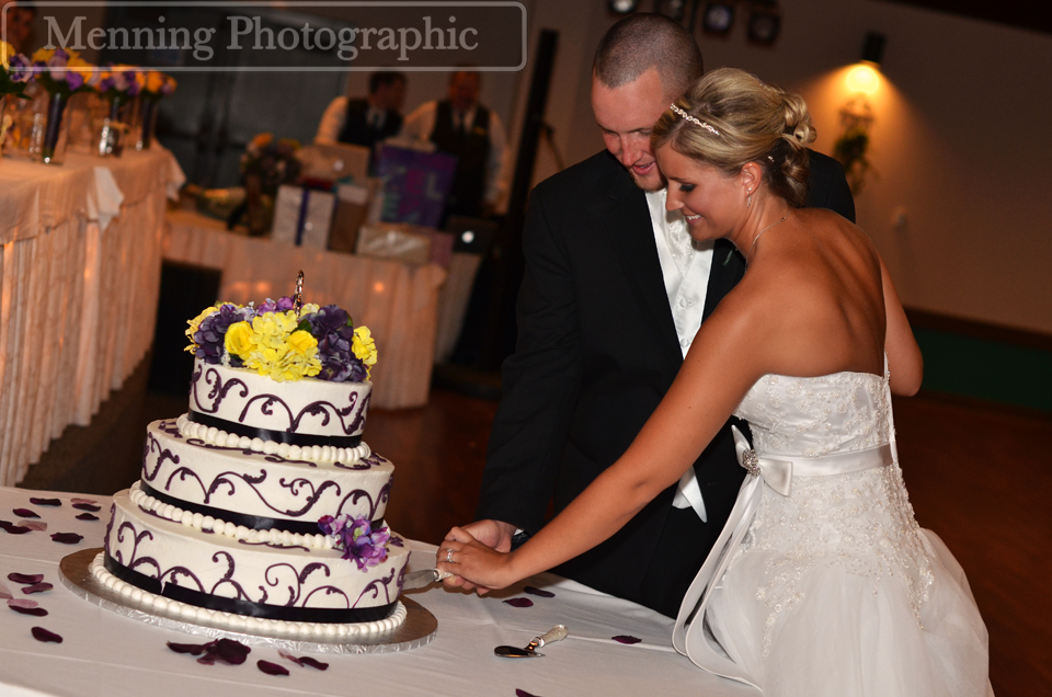 Jen & Jared Enon Valley, PA Wedding Photography