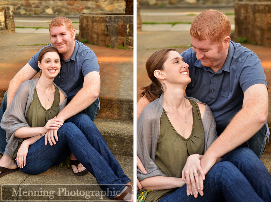 Columbiana, OH Engagement Photography