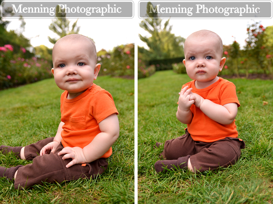 Youngstown, OH Baby Photography