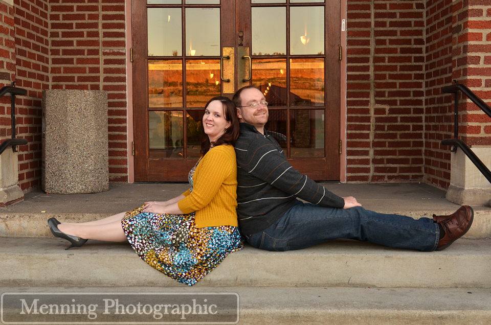 Steubenville, OH Engagement Photography