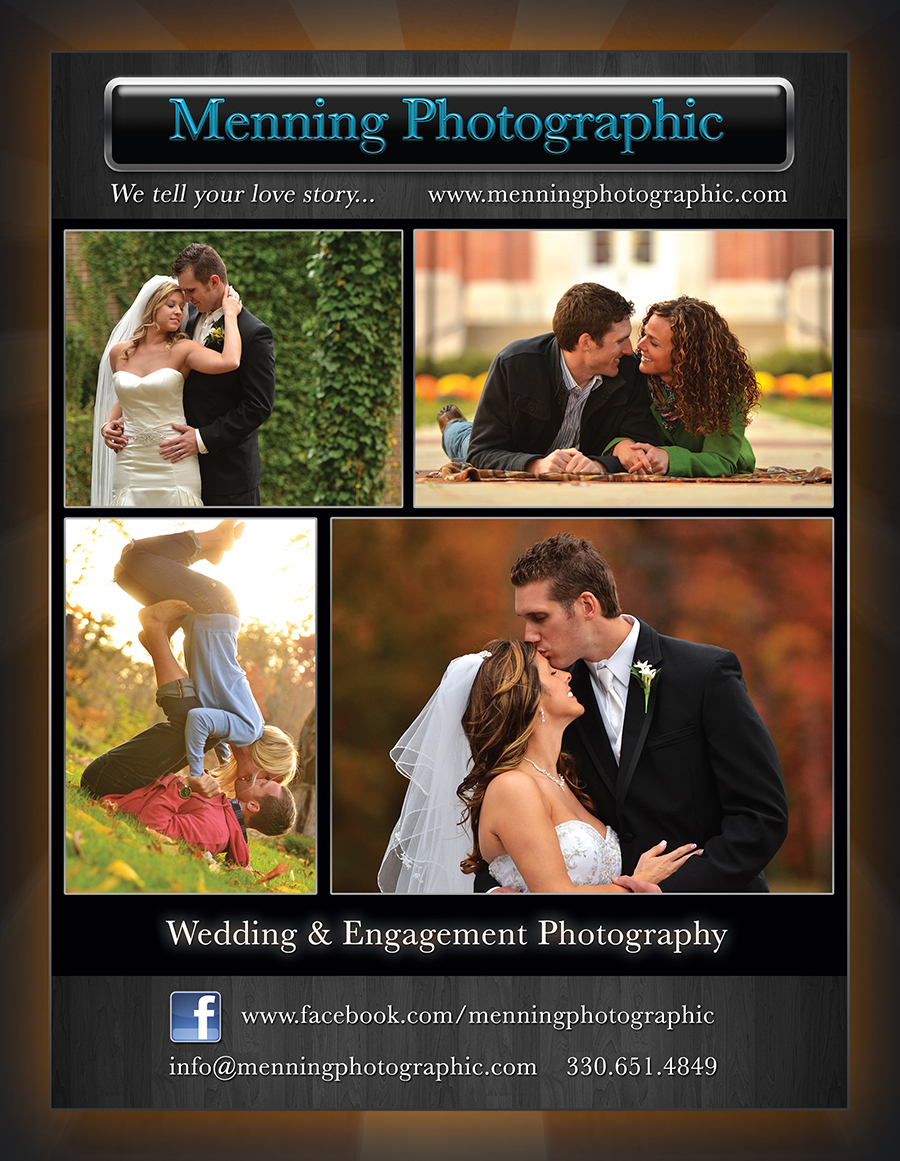 wedding photographers in Youngstown Ohio