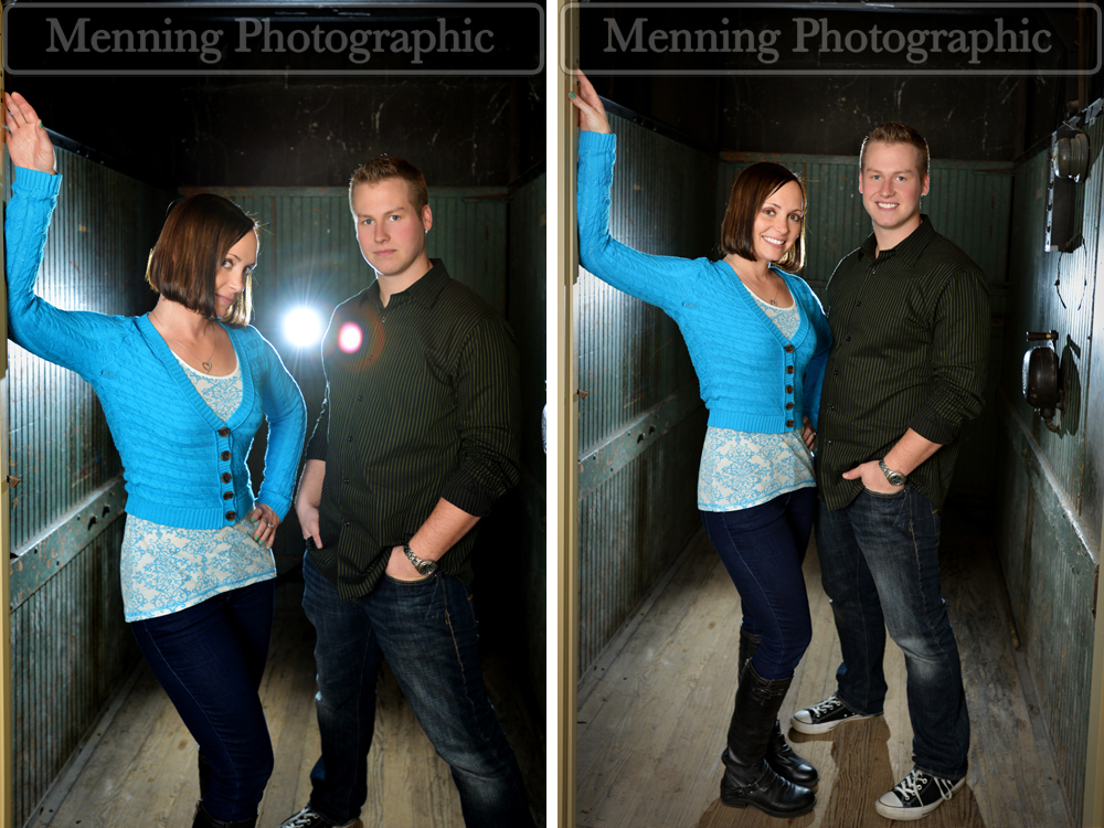 Menning Photographic in action