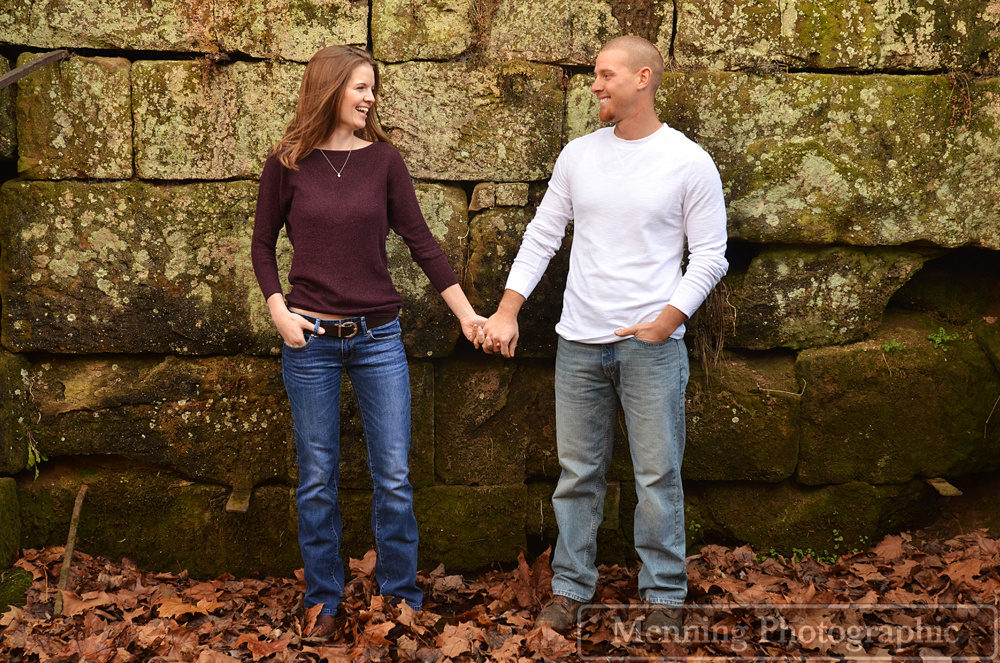 East Liverpool, OH Engagement Photography