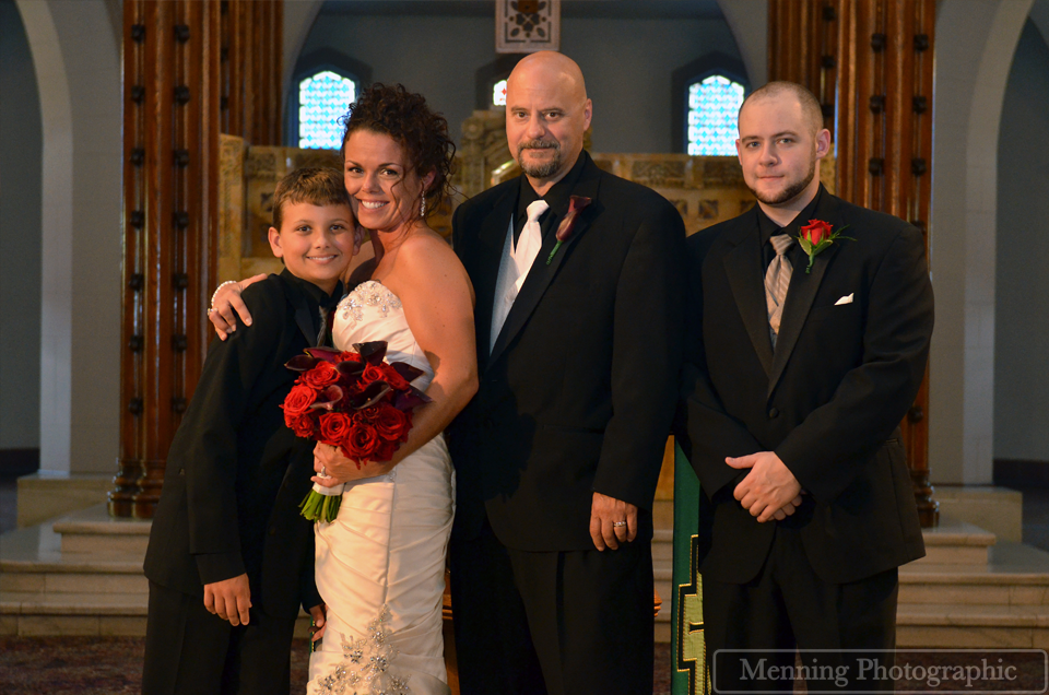 Youngstown, Ohio wedding photography