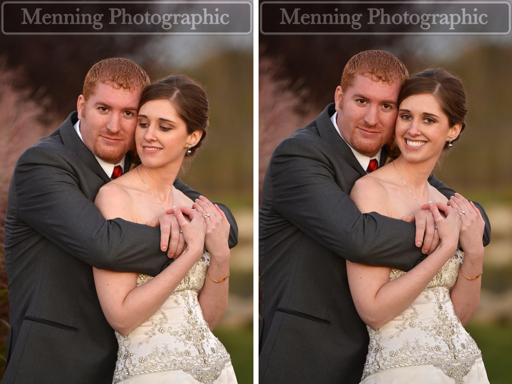 Canfield, Ohio photographers for weddings