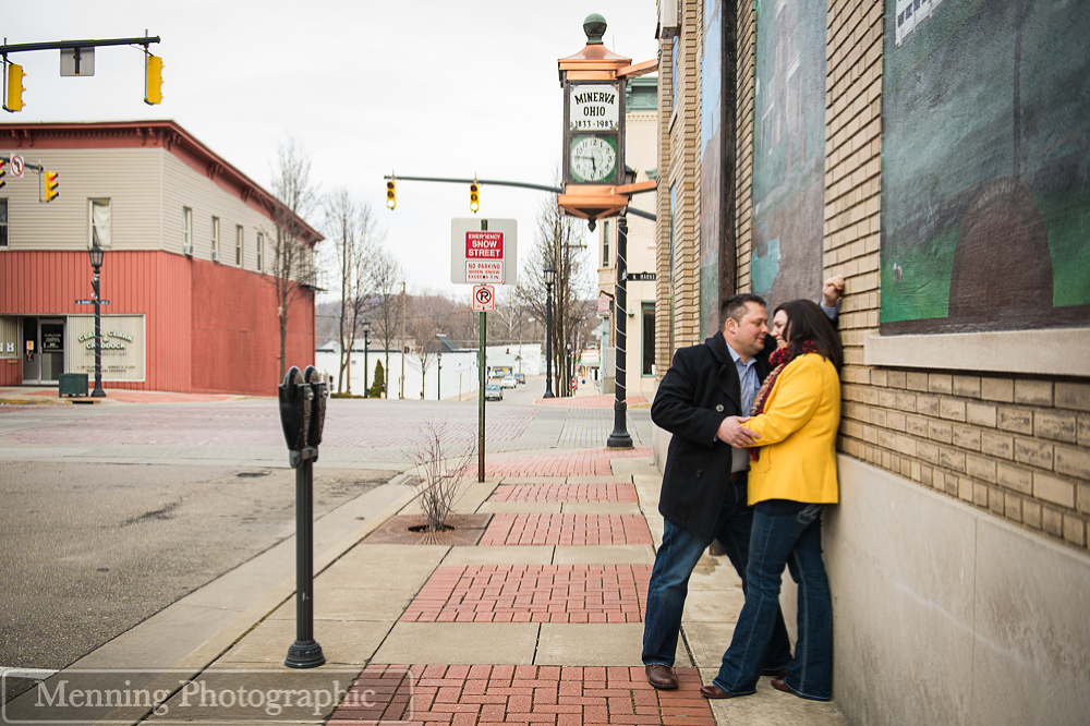 Minerva, OH Engagement Photography