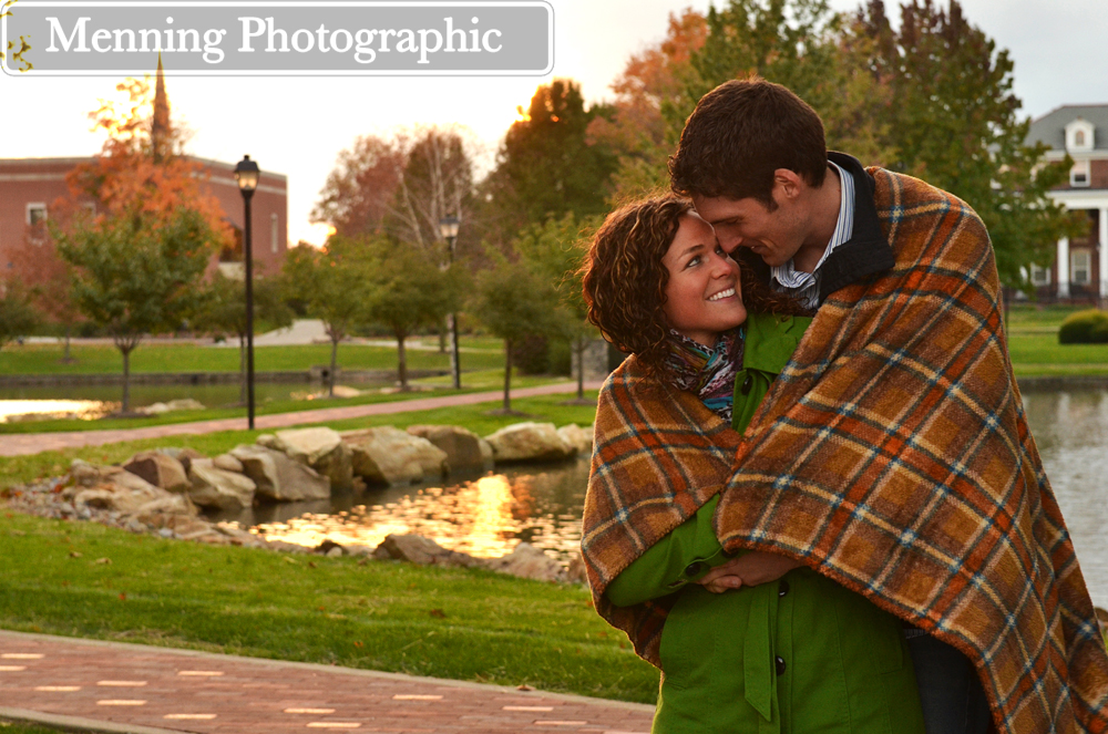 Youngstown, OH Engagement Photography Mount Union Alliance Salem Ohio