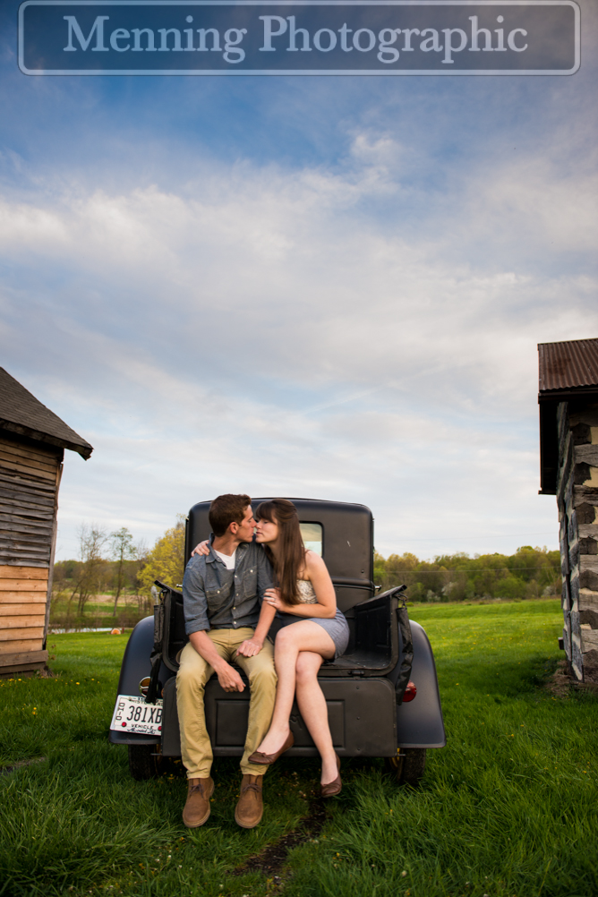 Youngstown, OH Engagement Photography
