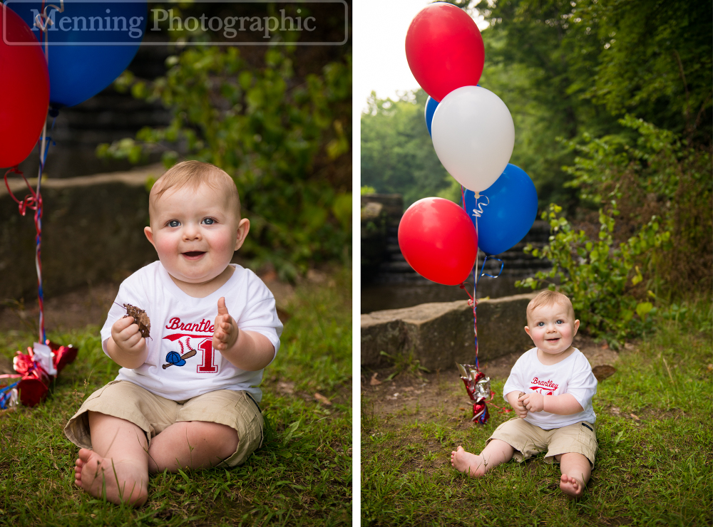 Fellows Riverside Garden | Youngstown, OH Child Photography