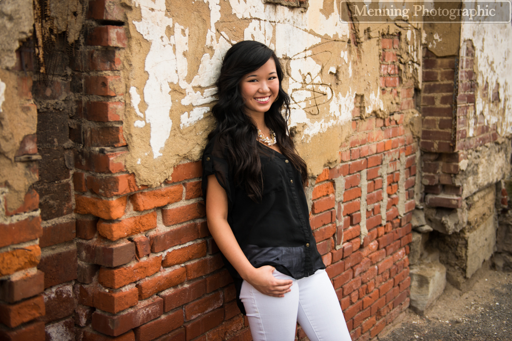 Canfield, OH Senior Photography
