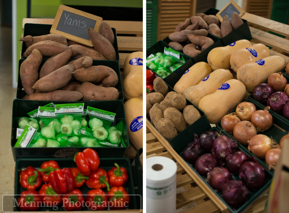 Youngstown, OH Organic Produce