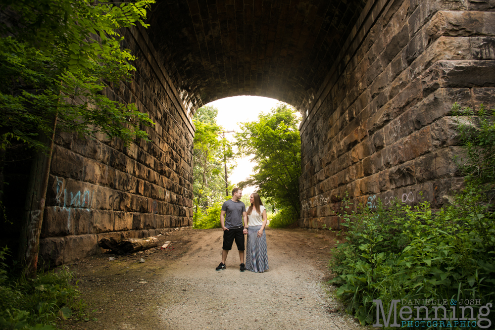 Ellen Amp Michael Engagement Session Schenley Park