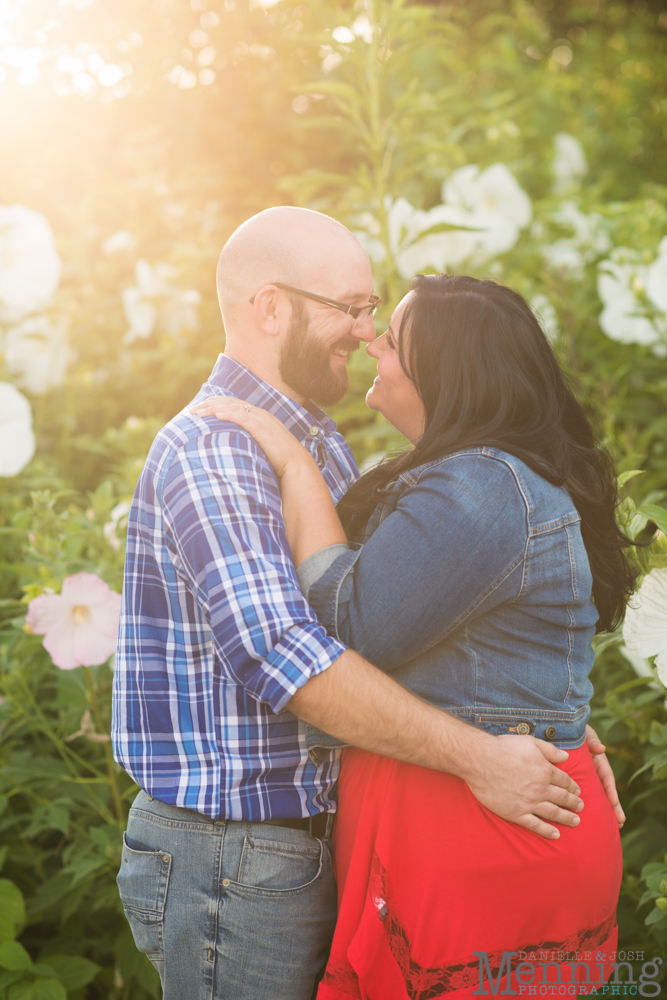 Richelle & Ryan - Downtown Pittsburgh - Roberto Clemente Bridge - PNC Park - North Shore - Heinz Pickle - Pittsburgh Engagement Session - Youngstown OH Photographers_0023