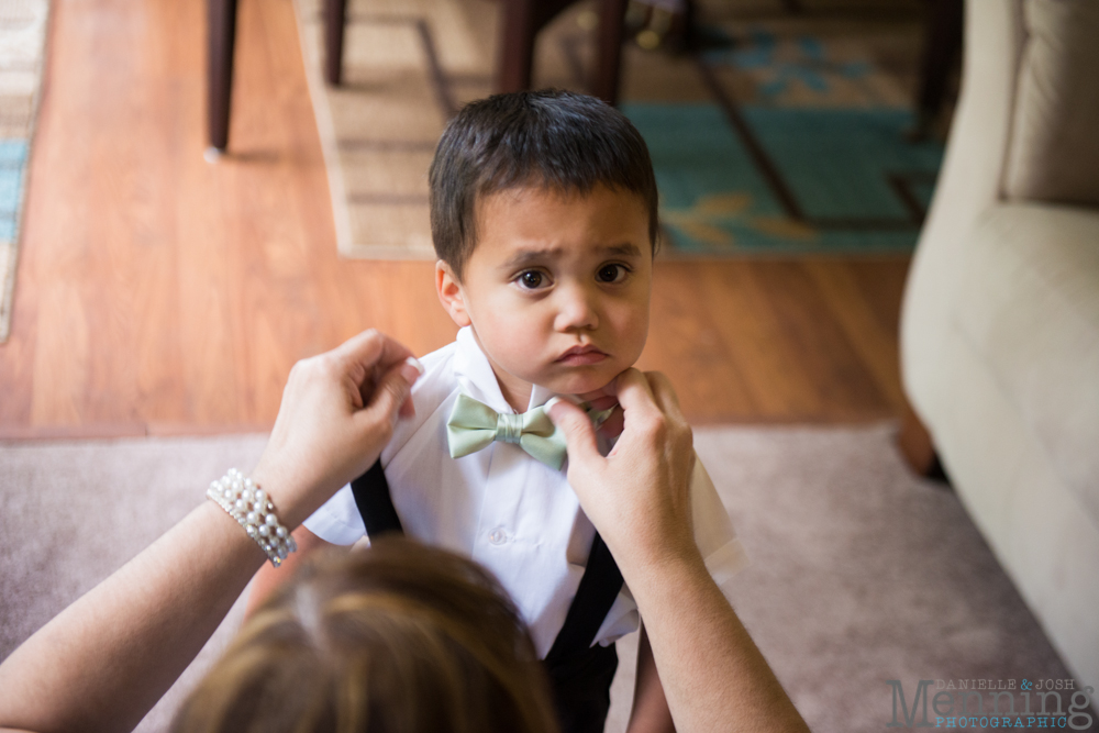 Kelly & Chris Wedding - Norman D Banquet Center - Youngstown, Ohio Wedding Photographers_0008