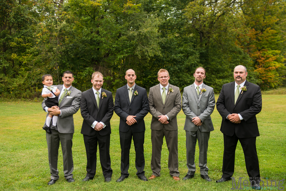 Kelly & Chris Wedding - Norman D Banquet Center - Youngstown, Ohio Wedding Photographers_0013
