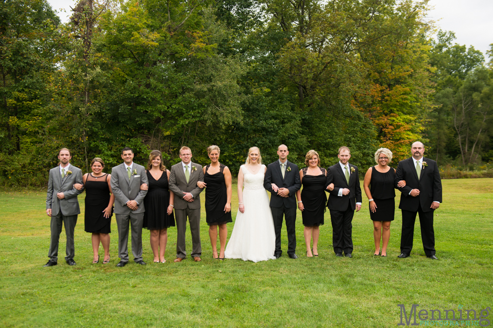 Kelly & Chris Wedding - Norman D Banquet Center - Youngstown, Ohio Wedding Photographers_0016