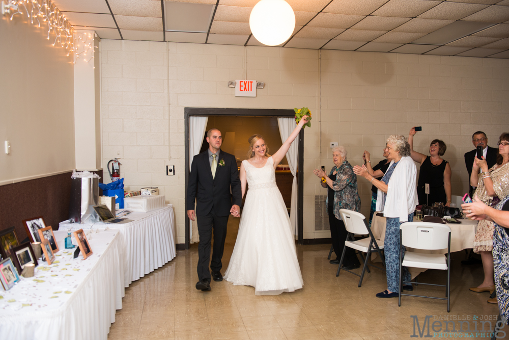 Kelly & Chris Wedding - Norman D Banquet Center - Youngstown, Ohio Wedding Photographers_0048
