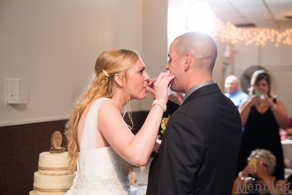 Kelly & Chris Wedding - Norman D Banquet Center - Youngstown, Ohio Wedding Photographers_0051