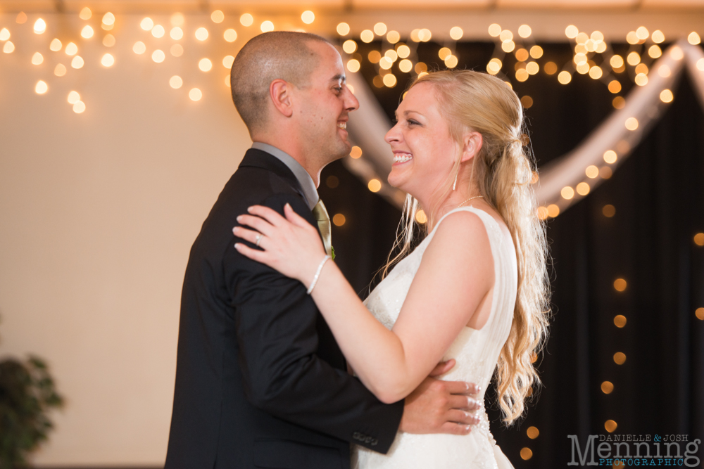 Kelly & Chris Wedding - Norman D Banquet Center - Youngstown, Ohio Wedding Photographers_0055