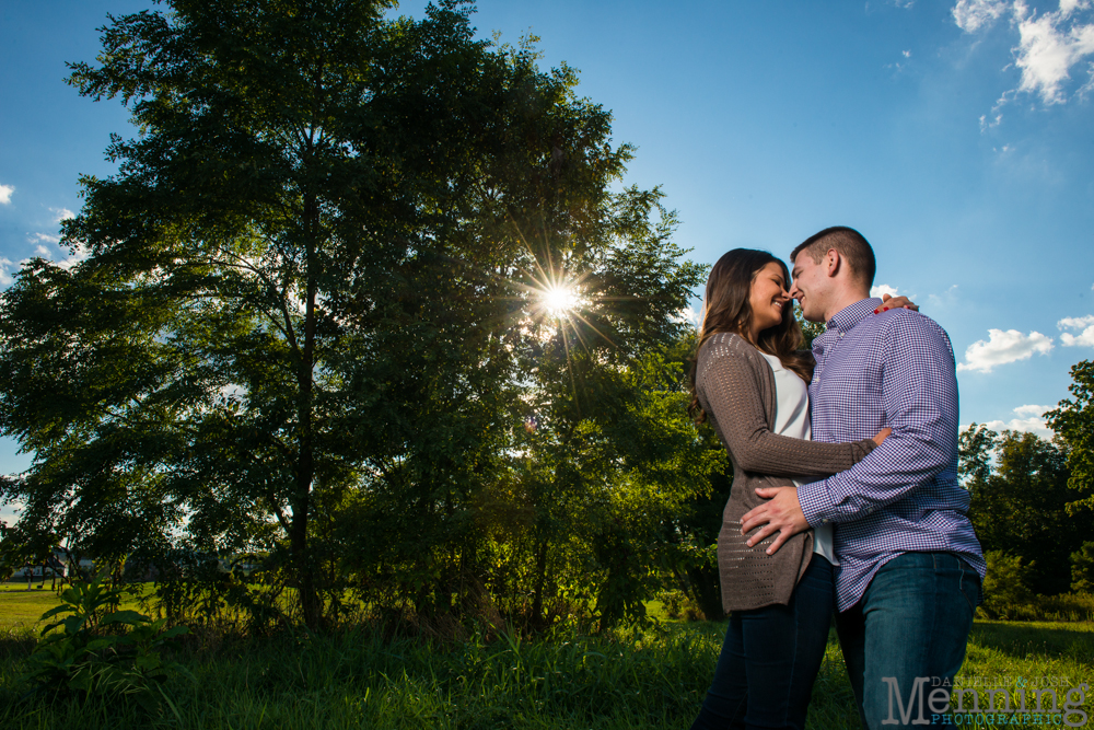 Kayla & Matt Engagement Session - The Links at Firestone Farms - Rustic-Country Engagement Photos - Youngstown, Ohio Photographers_0015