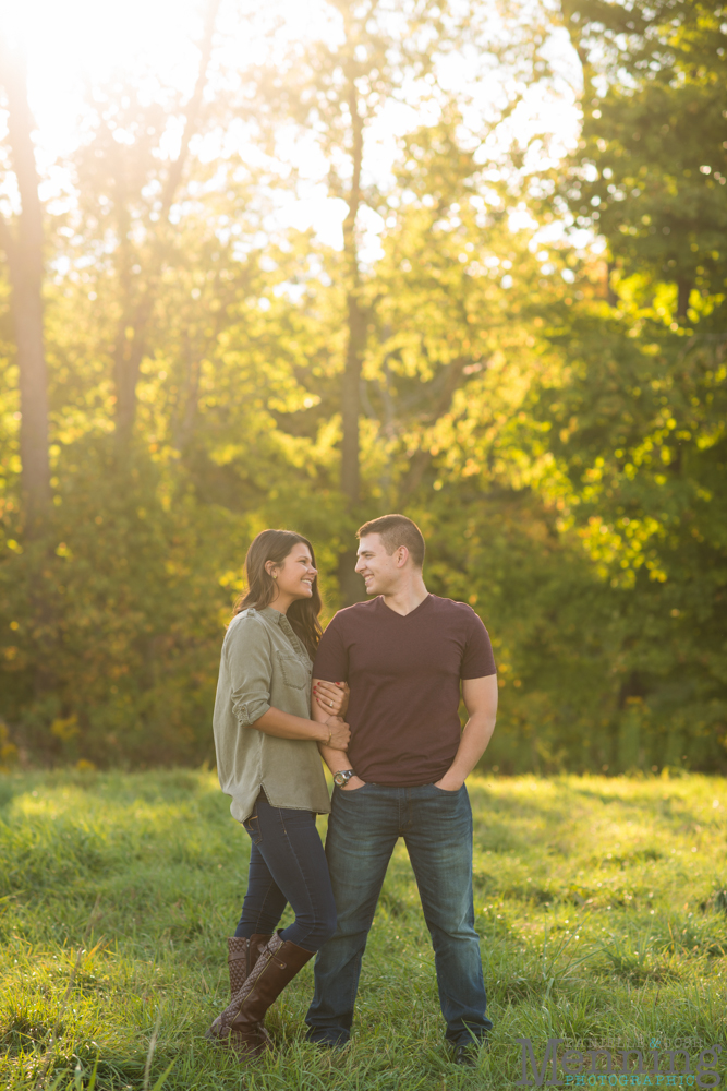 Kayla & Matt Engagement Session - The Links at Firestone Farms - Rustic-Country Engagement Photos - Youngstown, Ohio Photographers_0017