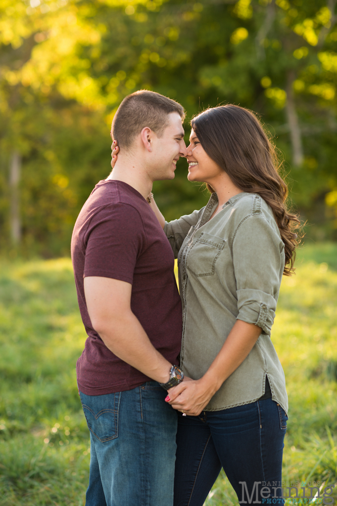 Kayla & Matt Engagement Session - The Links at Firestone Farms - Rustic-Country Engagement Photos - Youngstown, Ohio Photographers_0018