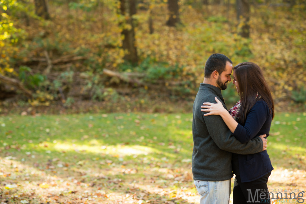 rustic engagement photography