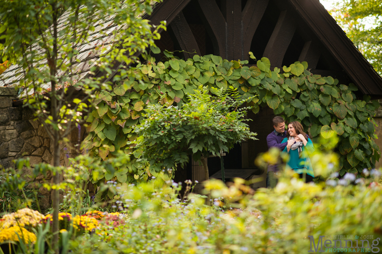 Natalie & Anthony Engagement Session | Stan Hywet Hall & Gardens ...