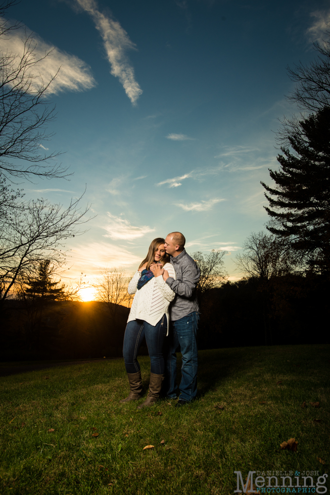 Sara & Aaron Engagement Session | Bethany College - West ...