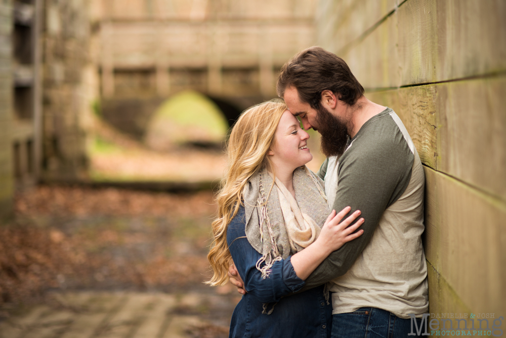 Beaver Creek State Park engagement session