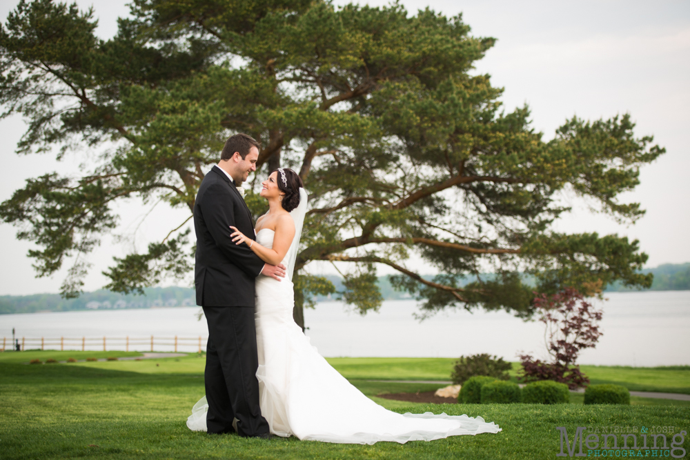 wedding at The Lake Club
