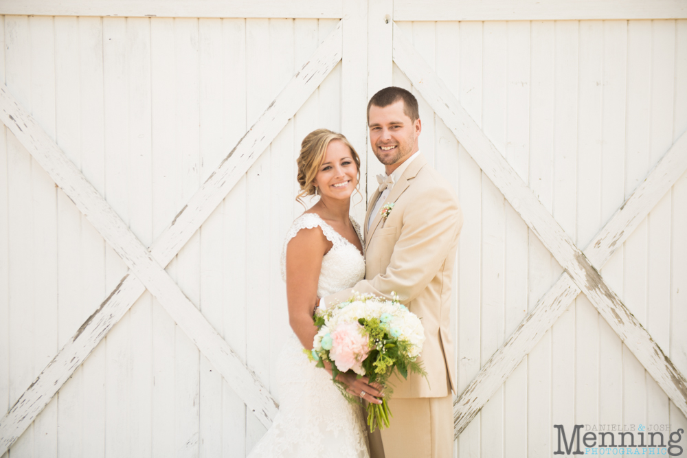 The Links at Firestone Farms wedding