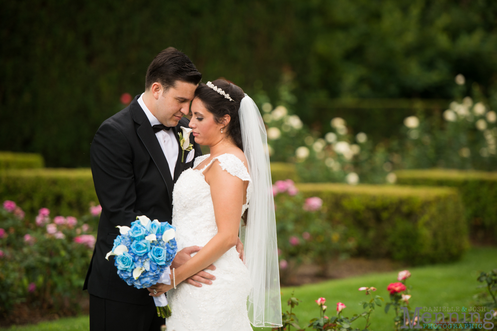 Rebekah & Derek Wedding - Our Lady of Mount Carmel - Fellows Riverside Gardens - Rose Garden - Youngstown Ohio Wedding Photographers_0036