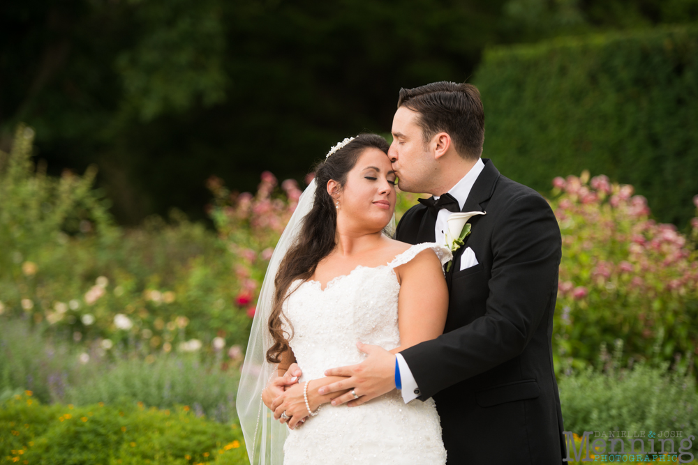 Rebekah & Derek Wedding - Our Lady of Mount Carmel - Fellows Riverside Gardens - Rose Garden - Youngstown Ohio Wedding Photographers_0043