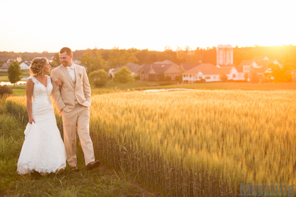 LeAnn & Jered - The Links at Firestone Farms - Barn Wedding - Youngstown OH Wedding Photographers_0116