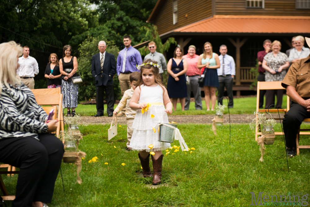 Colleen & Nathan - The Barn & Gazebo - Salem OH - Rustic-Country-Barn Wedding - Youngstown OH Wedding Photographers_0044