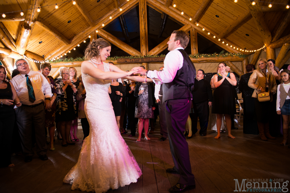 Ellen & Michael Wedding - The Gathering Place at Darlington Lake - Fall Wedding Photos - Youngstown, Ohio Wedding Photographers_0091