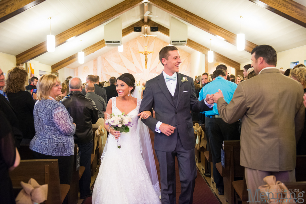 Julianne & Craig Wedding - St. Monica Parish - The Links at Firestone Farms - Youngstown, Ohio Wedding Photographers_0024