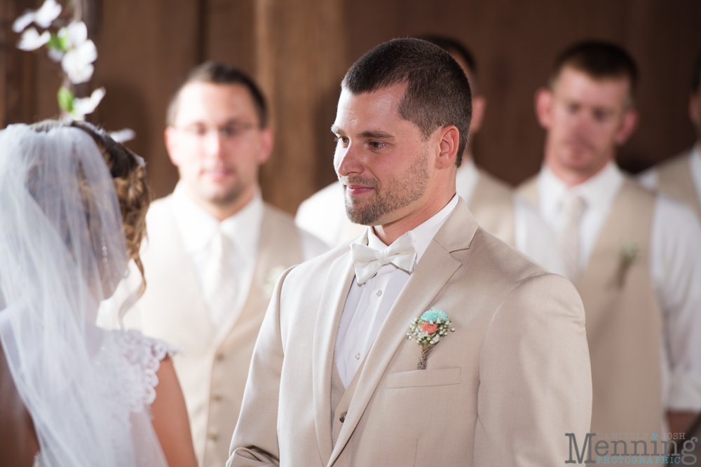 LeAnn & Jered - The Links at Firestone Farms - Barn Wedding - Youngstown OH Wedding Photographers_0059