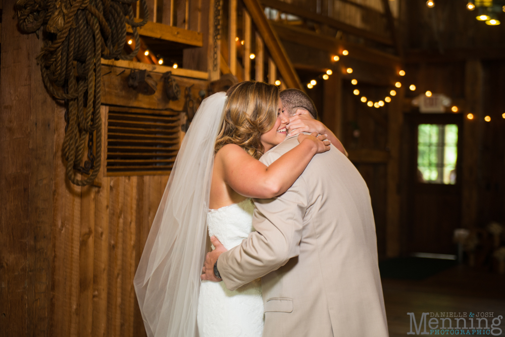 Colleen & Nathan - The Barn & Gazebo - Salem OH - Rustic-Country-Barn Wedding - Youngstown OH Wedding Photographers_0016