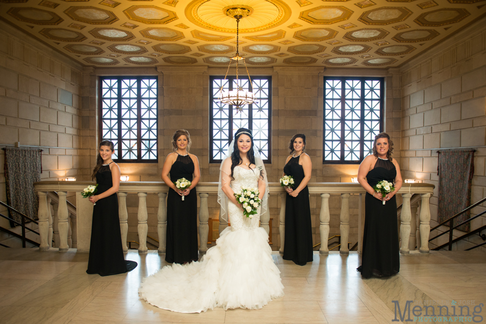 Stambaugh Auditorium wedding