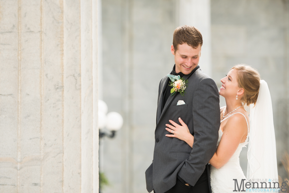 youngstown wedding photography