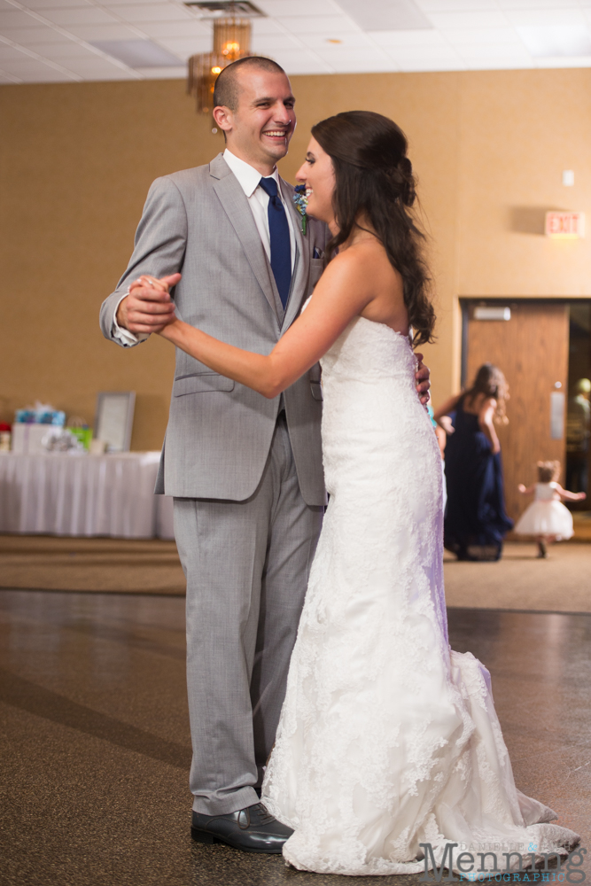 Blue Wolf Events Maronite Center Youngstown Ohio weddings
