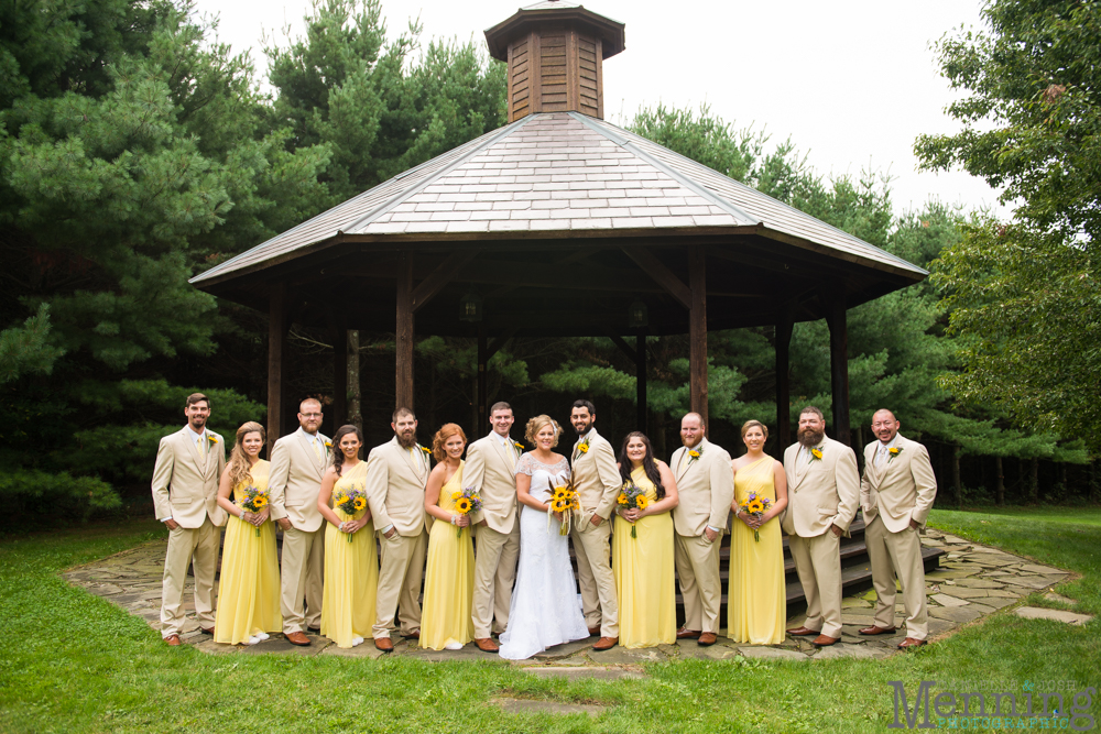 weddings at The Barn & Gazebo