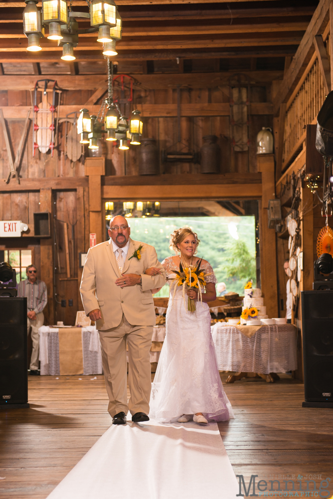 The Barn & Gazebo wedding