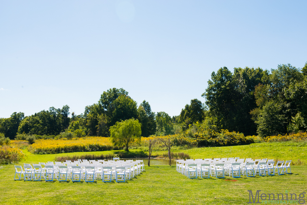 backyard wedding Columbiana Ohio
