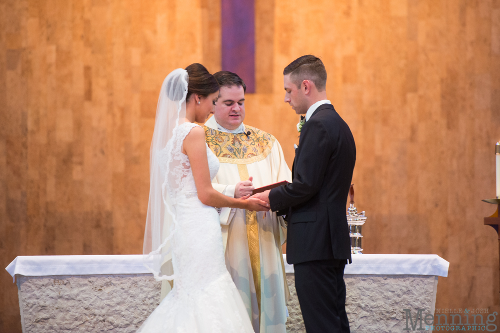 St. Columba Cathedral wedding