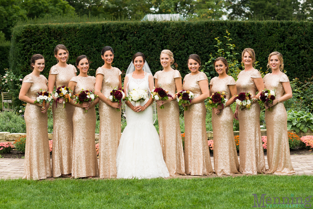 Rose Garden Mill Creek Park wedding photos